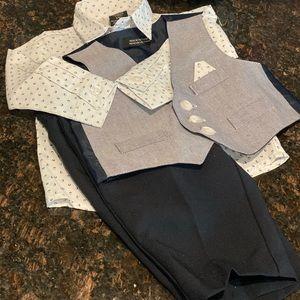 Infant Dapper suit set
